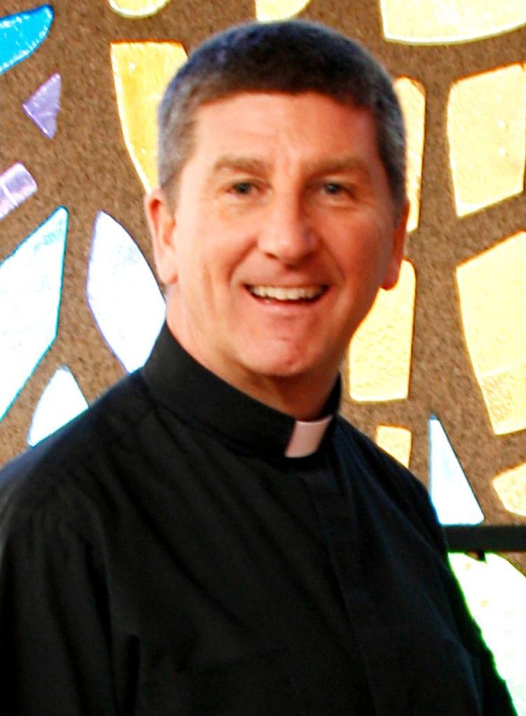 Fr Brian Sheridan