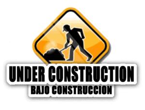 bilingual under construction